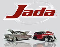Jada Toys Advertisement Designs