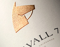 Cavall 7 Wine Packaging & Logo Design
