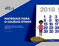 Impressos / Colégio Ethos