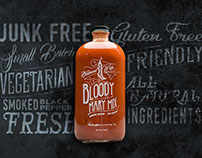 BBQ Wife Bloody Mary Mix - Copywriting