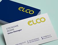 Elco - Corporate identity