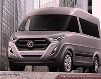 Force Motors - Traveller Facelift