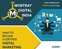 Mobtray Digital India - Digital Marketing Course