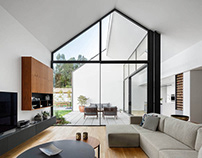Santo Tirso House by Hous3 Arquitectura