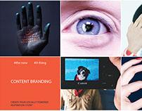 Content Branding - Thesis Presentation