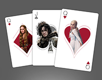 Game Of Thrones // Playing Cards