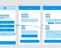 Mobile App - Branchless Bank