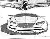 Designing with kids the future car of Volvo