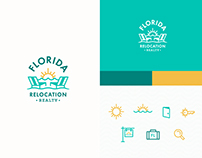 Florida Relocation Realty Branding
