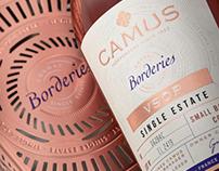 Maison Camus |VSOP Borderies, Single Estate