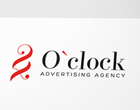 24 O`clock | Logo Design and Branding