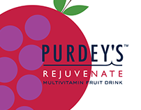 D&AD – Purdey's Bottle Redesign