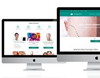 Landing Page | Nouveau clinic