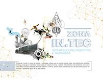 Zona IN.TEC- Sistema cultural, productivo e innovador.