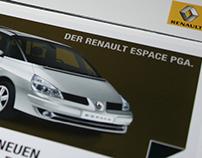 Renault Espace - Mailing
