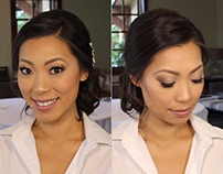 Natalie - Bridal Makeup
