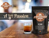 Concept Artwork For a Coffee Brand