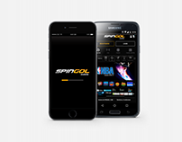 SPINGOL© Native mobile app (prototipo)