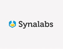 Synalabs(99designs contest winner)