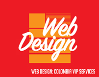 Web Design: Colombia VIP Services