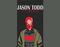 Jason Todd Is Dead - Red Hood