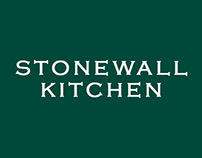 Digital Design for Stonewall Kitchen