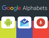 Google Alphabets - The A to Z of Google