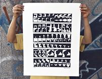 Apuntes sobre Moloch | Silkscreen Print