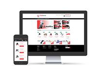 FireSense webshop Magento