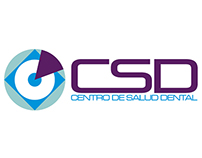 Logotipo CENTRO SALUD DENTAL