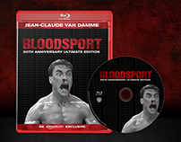 Bloodsport | 30th Anniversary Ultimate Edition Blu-ray