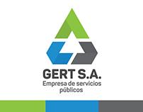 GERT S.A. - Branding & Web Design