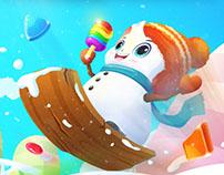 Ice Adventure - 3 match game