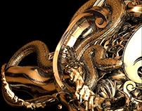LYNX | DARK x GOLD