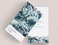 Asian Dream Business Card Template