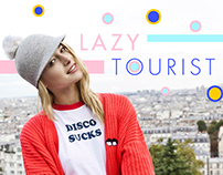 Lazy Tourist for Lazy Oaf