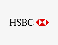 HSBC infographic and pop-up