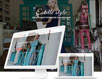 Estelle style website