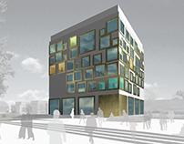 Academy for art, Aalter, Belgium
