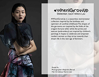 WhenIGrowUp - ready-to-wear collection