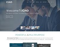 CIAO WordPress Theme