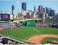 PNC Park - screen graphics