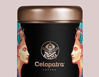 Cleopatra Coffee Identity