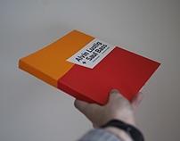 Exhibition Catalog: Alvin Lustig + Saul Bass