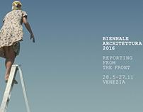 Biennale Venice  2016