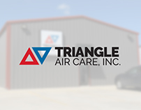 Triangle Air Care, Inc. Branding