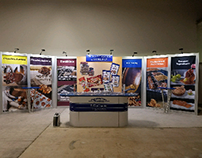 PLMA Booth Display
