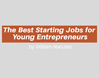 The Best Starting Jobs for Young Entrepreneurs