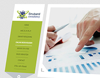 Smulsand Consultancy responsive WP onepager