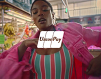 UNION PAY - We love to be accepted.
